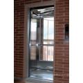 Лифты для машинного лифта без кабины с полной стеклянной стеной кабины