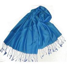 Классический шелковый шарф из пашмины