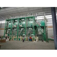 40-200t Molino de harina para planta de procesamiento de harina de trigo y maíz