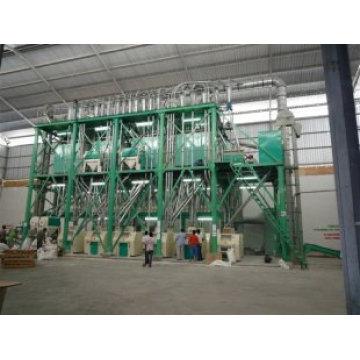 40-200t Mehlmühle für Weizen und Mais Mehlverarbeitungsanlage