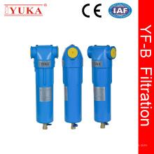 Le compresseur d'air 1.6MPA partie le filtre à air avec ISO8573.1-2010