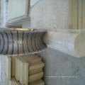 Oriente Médio popular diamante perfil roda de pedra, granito marbleab rebolo rebolo