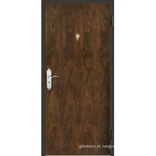 Porta de madeira exterior (WX-SW-109)
