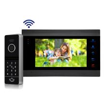 Mobile Phone Remote Unlock Video Door Phone Intercom System