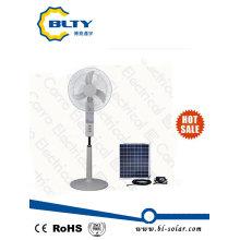 """Energy Saving 12V 16"""" Solar Standing Fan"""