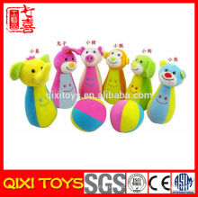 Оптовая торговля образование мягких игрушек боулинг детские мягкие игрушки