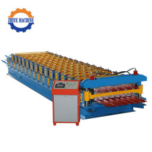 Aluminium Double Layer Roof Panels Roll Forming Machines