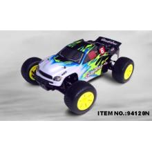 Новейший автомобиль 4WD RC автомобиль 2.4 г 1: 10 Высокая скорость RC монстр грузовик