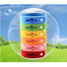 Bracelet anti-moustique en microfibre / bracelet anti-moustique