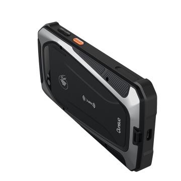 Escáner de código de barras PDA Android de mano de 9.0 núcleos Android 9.0