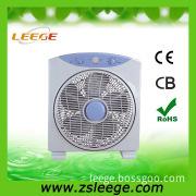 "12\"" square box fan/small box fan/box fan with easy control"
