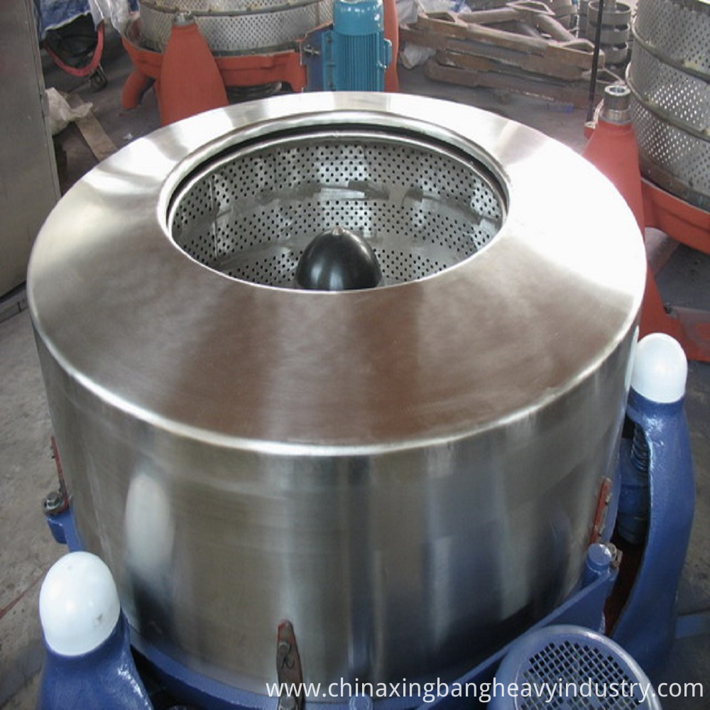 centrifugal spin dryer
