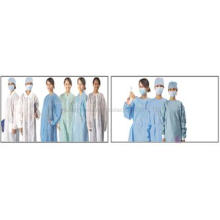 Anti-static Medical Disposable Non-woven Surgical Gown