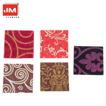 Polyester Heat Insulation and Sound absorbing Materials