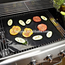 Set of 2, 33*40cm BBQ Grill Mats Ptfe Non-Stick Surface