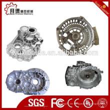 OEM Getriebegehäuse + Eingangsflansch + Seitenabdeckung / Druckguss Aluminiumgehäuse