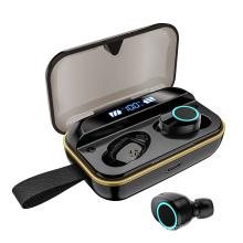 Беспроводные наушники-вкладыши Bluetooth TWS True Wireless