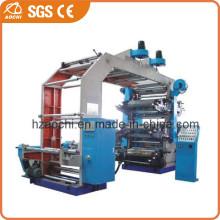 Máquina de impressão Flexo Multicolor e de Alta Velocidade (WS806 -1000GJ)