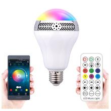 Heiße Verkäufe bluetooth Lautsprecherlampe / LED das bluetooth Lautsprecherlicht
