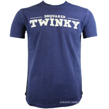 Custom Design Round Neck T Shirt / T Shirt Wholesale China/180GSM T-Shirt/2 Dollar T Shirts