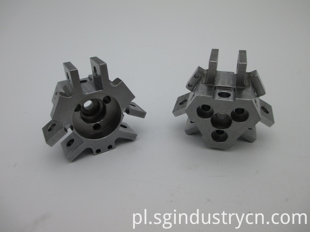 Subcontract Aluminum Machining Services