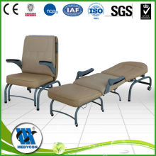 BDEC102 Top quality medical exam chair with IV pole