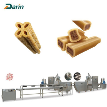 Double Colour Dog Vegetarian Treats Making Machine