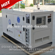 Supper silent ac three phase 30kva soundproof generator