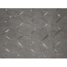 Hexagonal Wire Netting Also Called Chicken Wire Mesh
