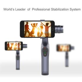 Handheld Gimbal Minimalistic Stabilizer With GoPro Adapter