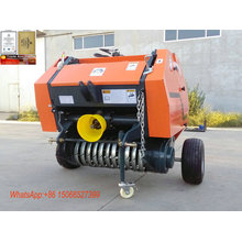 Farm Factory Supply Mini Hay Baler with High Working Efficiency