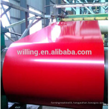 color coated steel coil made in HangZhou
