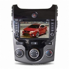 7 Inch Car GPS for 2010-2011 KIA New Forte/ Cereto 2011 Shumai (TS7528)