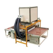 Стиральная машина для стирки и сушки Galss горизонтального типа