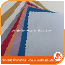 100% polyeste microfiber customized solid fabric