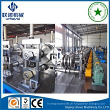 Vollautomatische Kabelkanalrollenformer Produktionslinie
