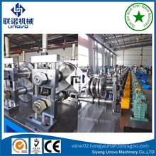 high precision full auto steel strut channel roll forming machine