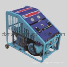 Oilless Air Cooling Low Noise Oil Free Gas Compressors