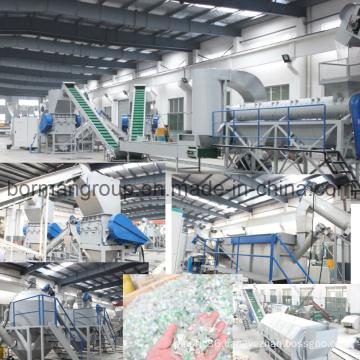 Pet Recycling Line/ Pet Washing Line/ Pet Bottle Recycling Line/ Pet Recycling/ Pet Washing and Recycling Line/ Pet Flake Washing Line 500-6000kg/H