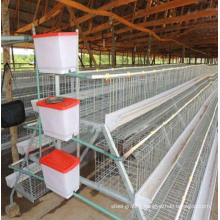 3 Layer sales kenya poultry farm house chicken cage hot galvanized 20 years lifetime  with Auto water system