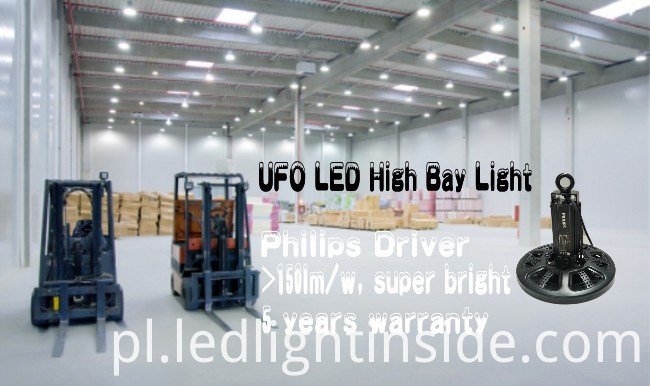 LED Warehouse light