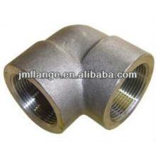 Coude fileté en acier inoxydable 304 / 316l