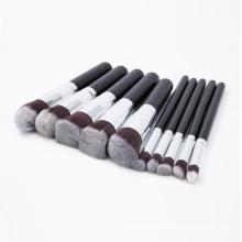Best Seller 10PCS Custom Logo Makeup Brushes with Nylon Hair