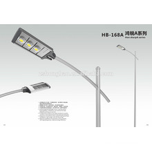 IP66 120w Aluminium die casting COB LED street light shell/ outdoor led street light cover