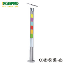 Various Color Aluminum Material Solar Garden Light