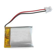 922126 pack batterie rechargeable lipo 3.7v 400mAh