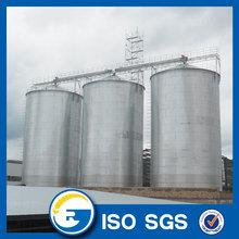 Korn-Lagerplätze verschraubten Stahl-Silo