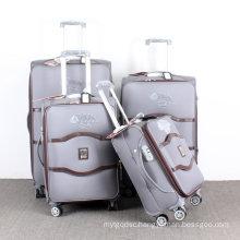 Smart Aluminum Luggage with Universal Wheels