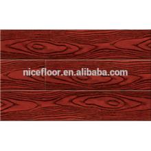 Red Embossing Elm Pisos de madera dura