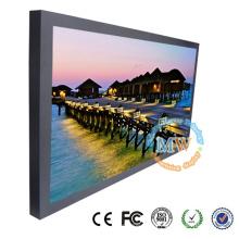 Monitor do LCD do brilho mais alto de 47 polegadas com o conector de HDMI DVI VGA